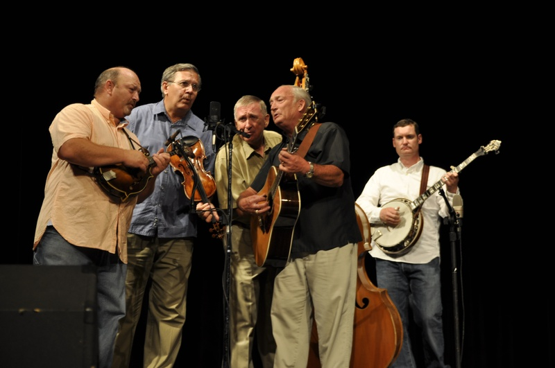 Blackwell, Curtis (and the Dixie Bluegrass Boys)