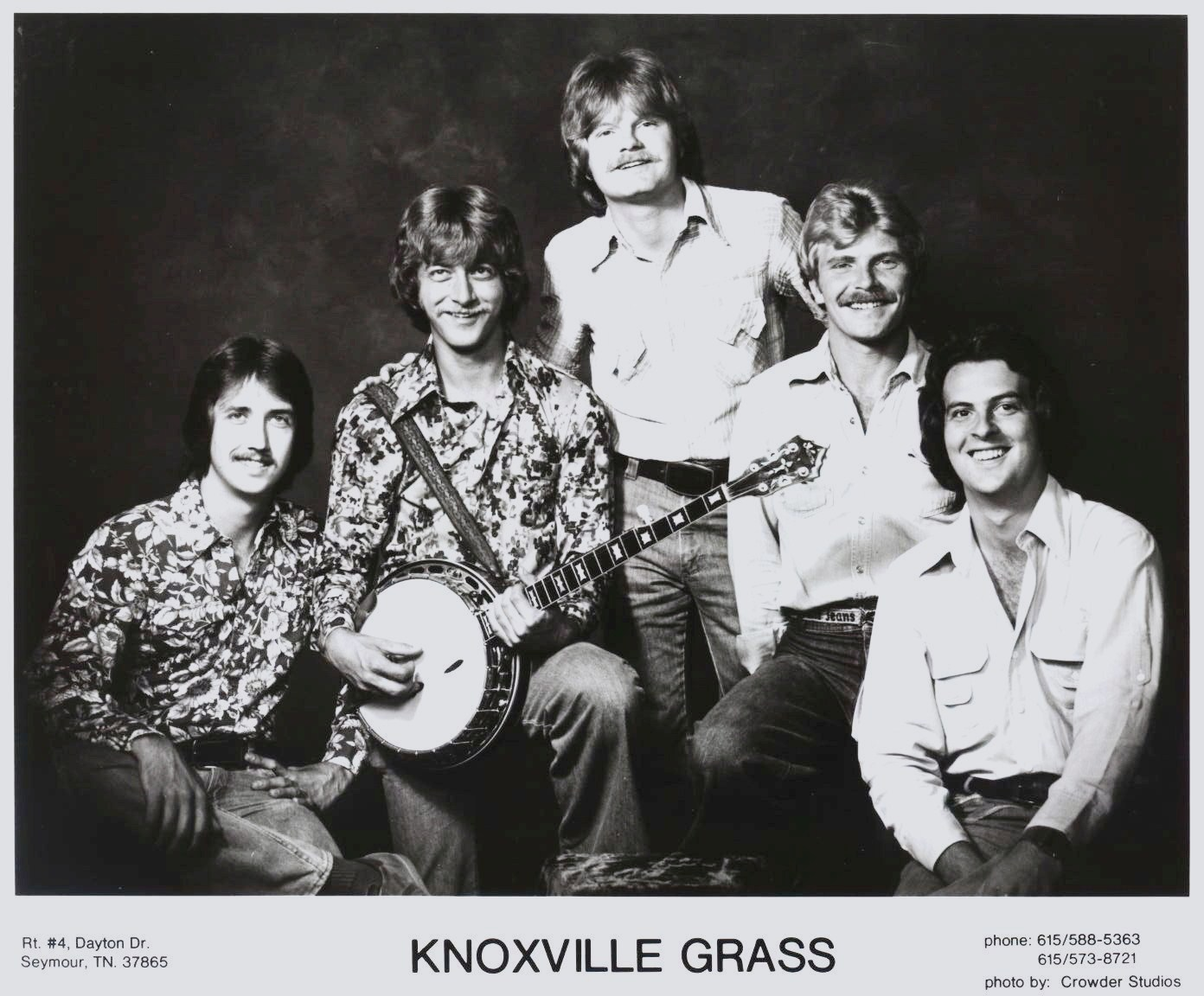 Knoxville Grass, The
